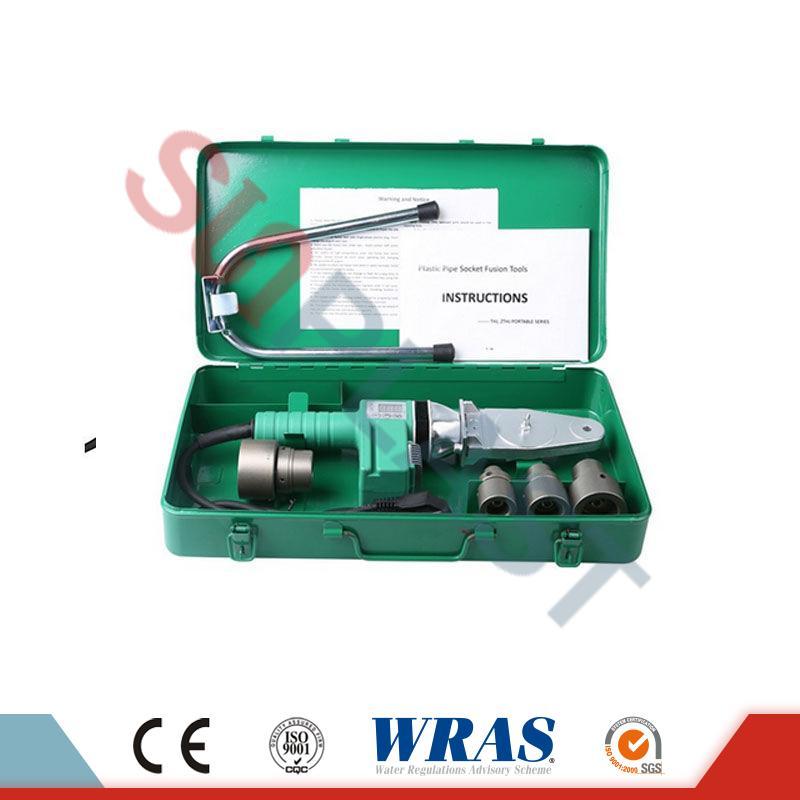 Aparat de sudare cu sudură de 20-32 mm pentru tuburi PPR & amp; HDPE Pipe