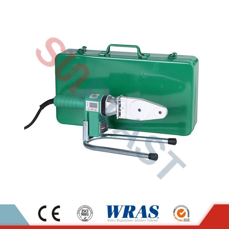 Aparat de sudura de 20-63 mm pentru sudare Fusion Pipe & amp; HDPE Pipe