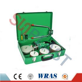 Masina de sudat cu sudură de 75-110 mm pentru tuburile PPR & amp; HDPE Pipe