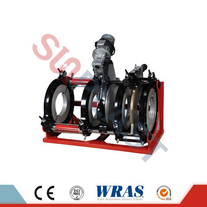 400-630mm mașină de sudură hidraulică de sudură pentru țeava HDPE