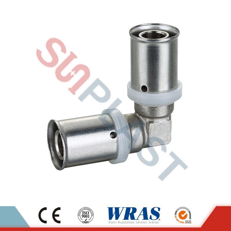 Fitinguri din aluminiu de presiune din alamă pentru țeavă multistrat PEX-AL-PEX